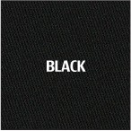 Black Premium Polyester Fabric