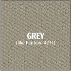 Grey Premium Polyester Fabric