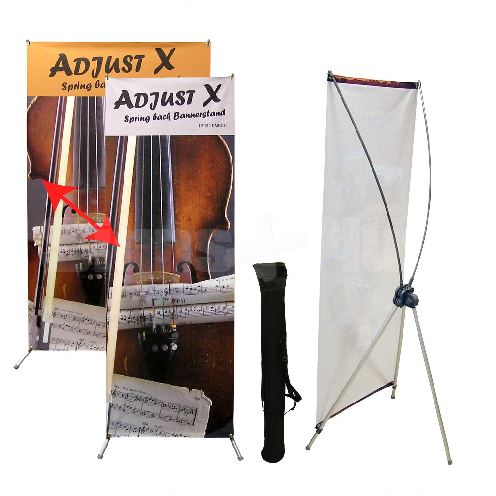 This Adjust X complete kit includes the frame hardware, soft bag and a 25