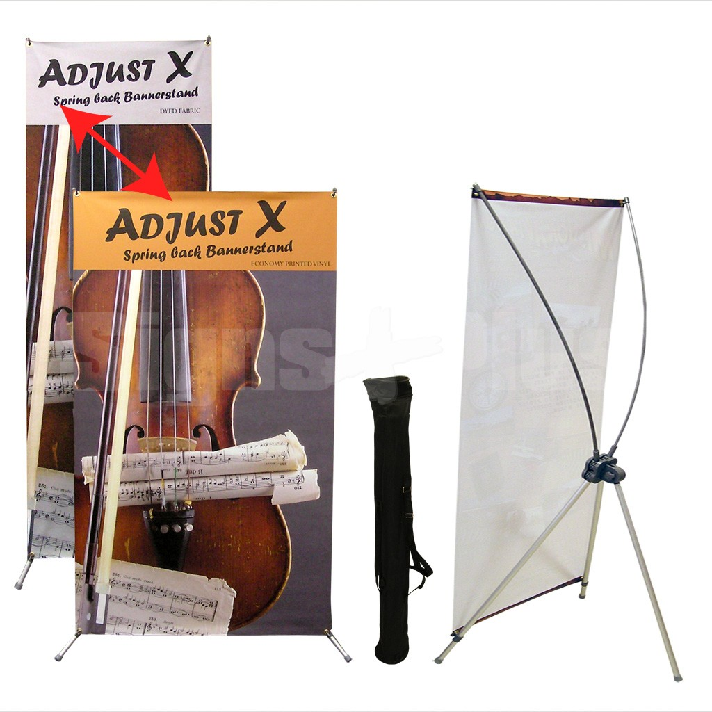 This Adjust X complete kit includes the frame hardware, soft bag and a 36