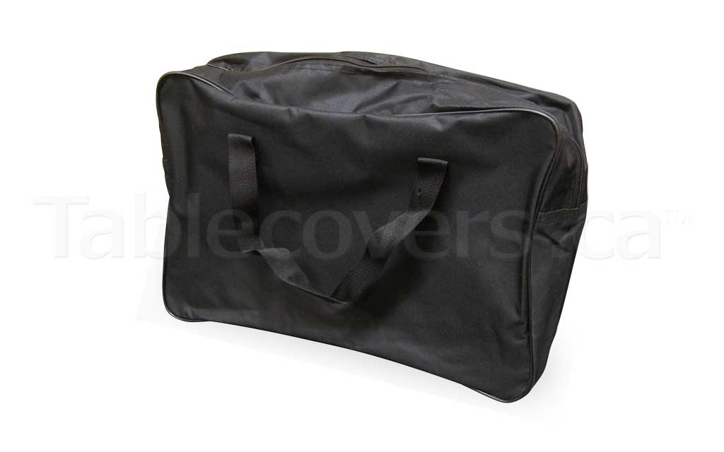Soft Carrying Bag for table covers, tablecloths, skirts and runners
