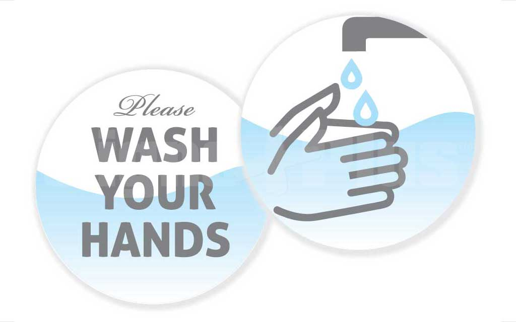 Washing hands helps to limit the spread of germs and viruses like the Covid-19 coronavirus