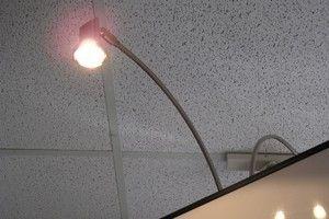 Lumina 1: 50w halogen light for portable displays