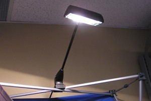 Halogen 150 watt Light for Pop-Up Displays