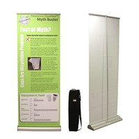 Orient 1000 Single-sided Banner Stand